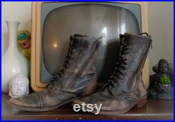 BED STÜ Handmade Leather Boots
