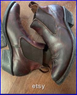 Brahma pull on boots