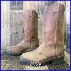 Chippewa 29505 Cowboy Boots Mens 9 EE