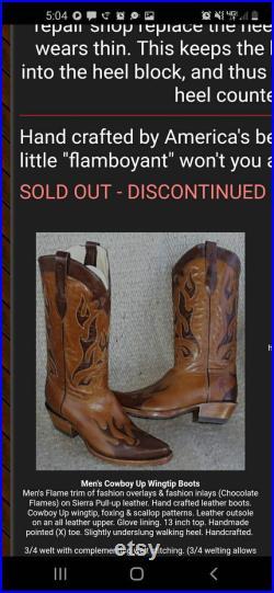 Corral men boots