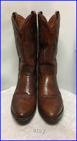 Dan Post Lizard Boots