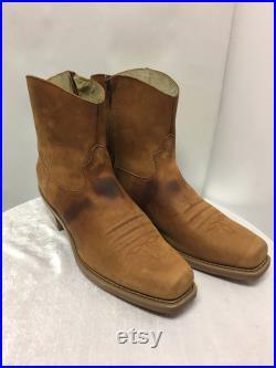 Durango Short Boots size 11 D