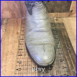 Hondo Vtg Cowboy Boots Mens 10 D