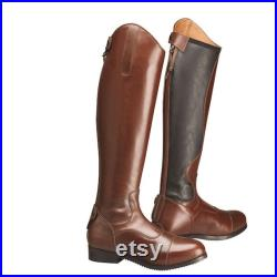 Horse Riding Boots Horse Leather Boot Boot Length Handmade