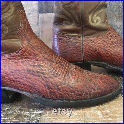 J Chisholm USA Vintage Cowboy Boots Men s 9.5 D