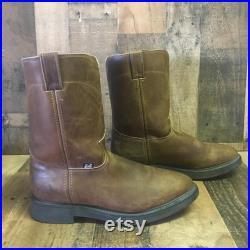Justin 4760 Cowboy Boots Men s 12 D
