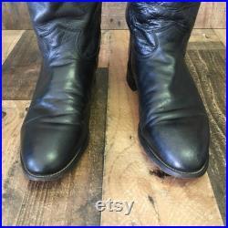 Justin Roper Cowboy Boots Men s 11.5 d