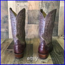 Lucchese Classics Handmade Cowboy Boots Mens 10.5 D