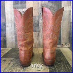 Lucchese Classics Handmade Cowboy Boots Mens 9.5 D