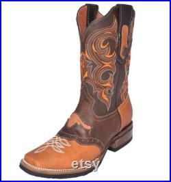 Men's Boot Botas de Hombre (Rodeo Boots) P18-V030T