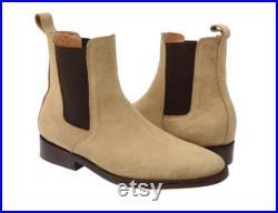 Men's Boots Botas de hombre (Short Shaft) JB301