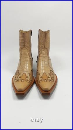 Men's High Quality Cowboy Boots