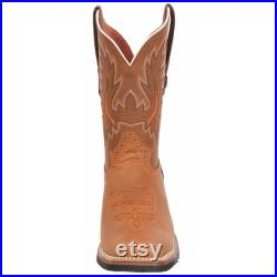 Men's Western Boot Botas de Hombre (Rodeo Boots) P15-VE517