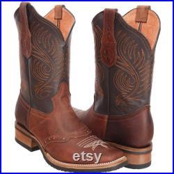 Men's Western Boot Botas de Hombre (Rodeo Boots) VE514