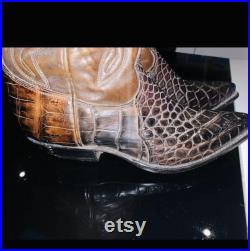 Mexicana Boots.