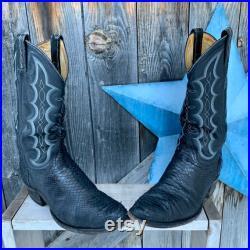 Snake skin, Tony Loma, cowboy boots