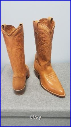 So Very Awesome Vintage Boots 60'S Early 70'S By TEXAS BRAND BOOTS Never Worn