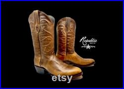 The Crockett West Texas Oil Tan