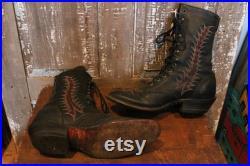 Tony Llama Roper Boot 9 1 2
