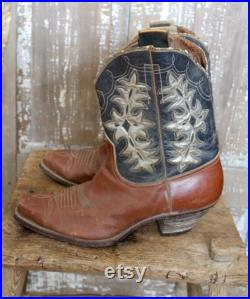 Vintage 50's Ranger Shorties Men's 9 1 2 D