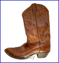 Vintage Justin men's cowboy boots