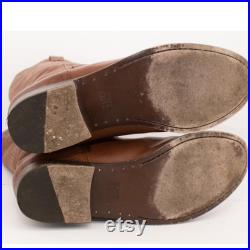 Vintage Mid length Western Frye Boots