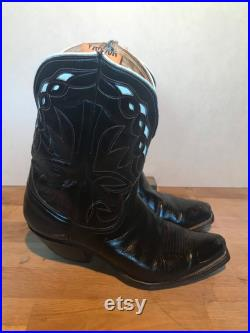 Vintage Nocona Boot Cowboy boots shorty 1940s