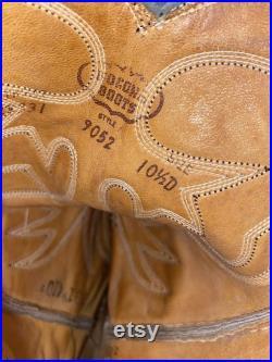 Vintage Nocona Boots